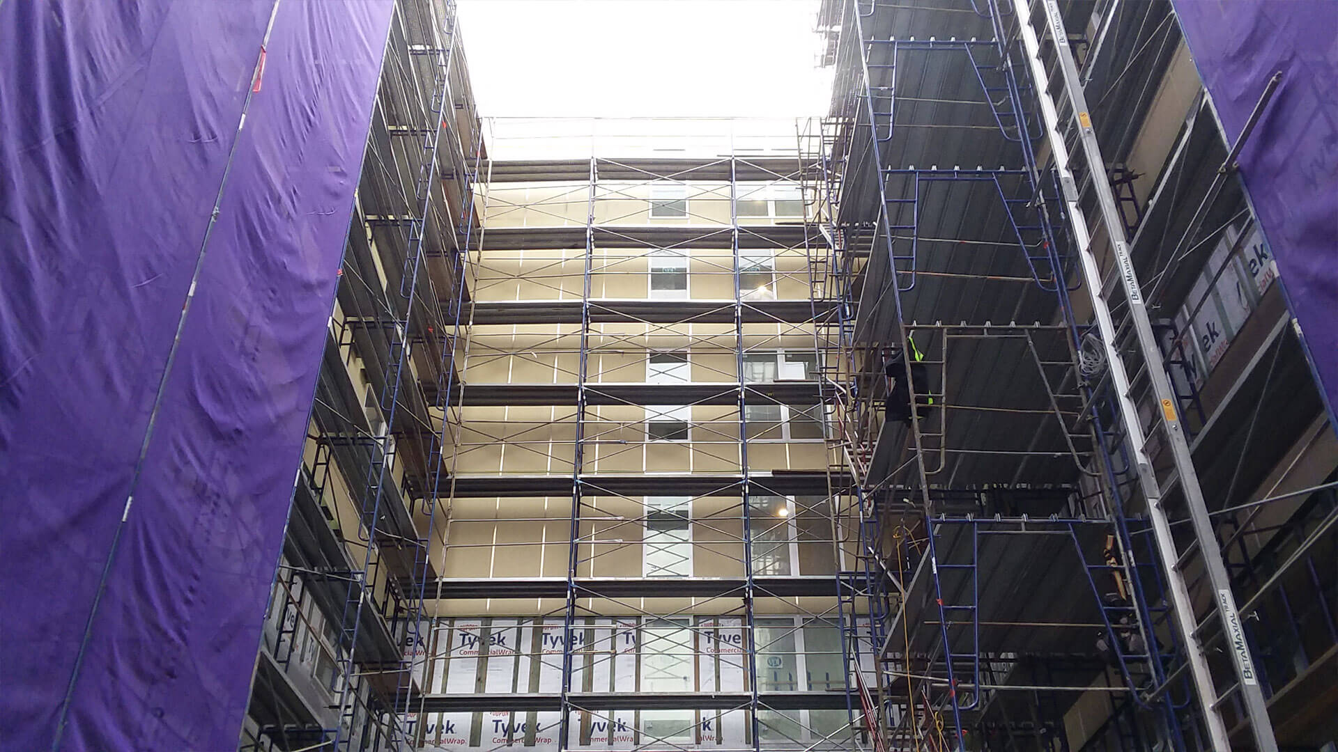 Stateside Apartments Under Construction
